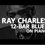 The Ray Charles 12-Bar Blues Piano Lick - Piano Lesson
